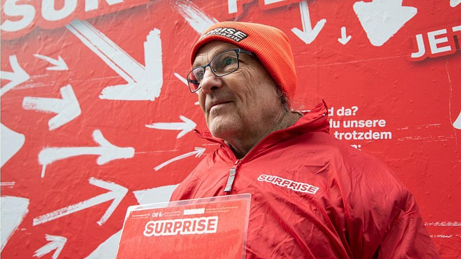 Serviceplan Suisse: Verkäufer werden zu Plakat-Kiosken
