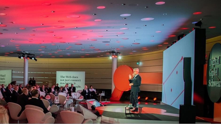 Digitalswitzerland: Marc Walder lädt zum Digital-Gipfel
