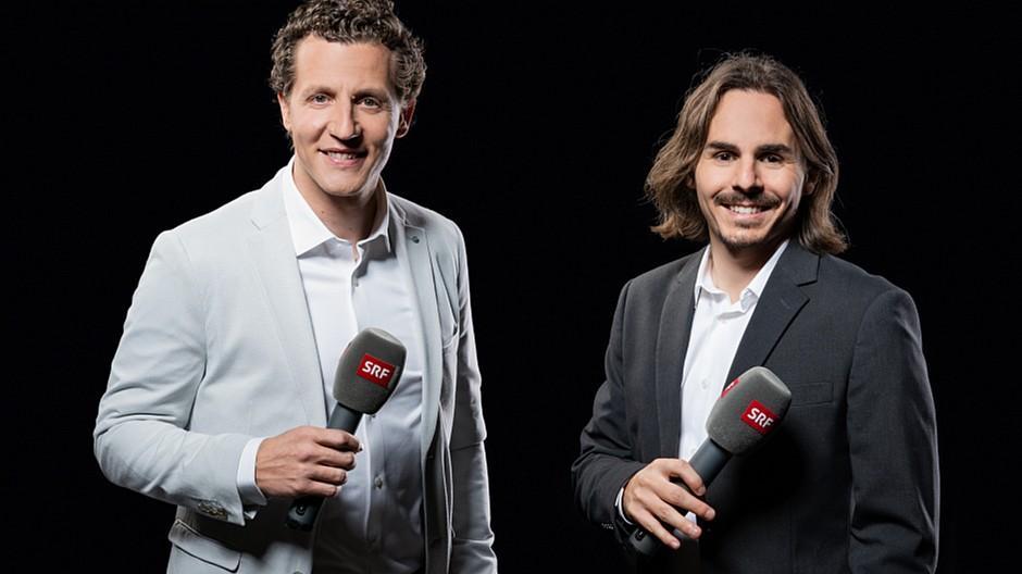Super League: Marco Wölfli und Kay Voser sind SRF-Experten