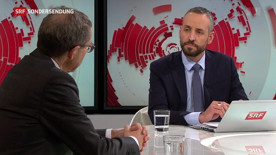 SRF: Mario Grossniklaus geht in freiwillige Quarantäne