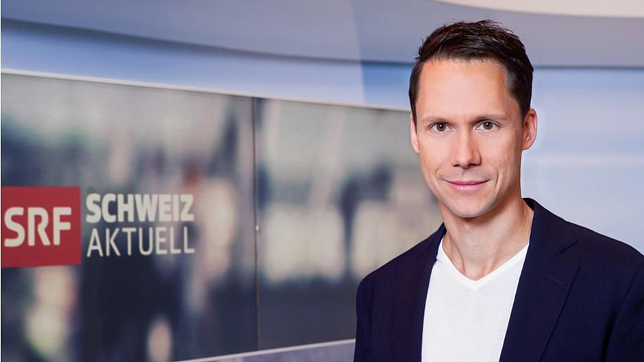 SRF: Mario Torriani neu bei «Schweiz aktuell»