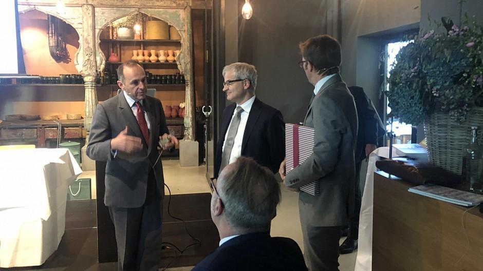 Verband Schweizer Medien: Markus Somm tritt aus dem Vorstand zurück
