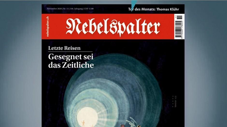 Besitzerwechsel: Markus Somm übernimmt den Nebelspalter
