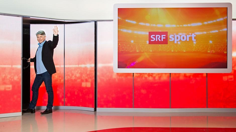 SRF: Martin Masafret verabschiedet sich