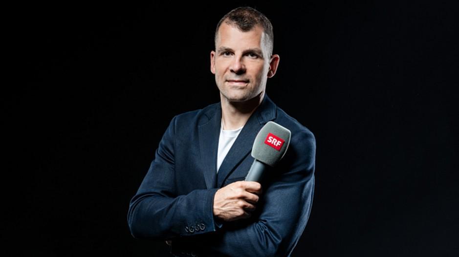 SRF: Martin Plüss wird Eishockey-Experte