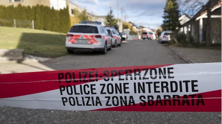 Tötungsdelikt: Martin Wagner starb durch Armeepistole