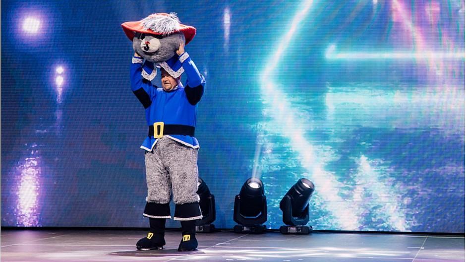 Screen-up 2021: Maskierte gab es nur auf der Bühne