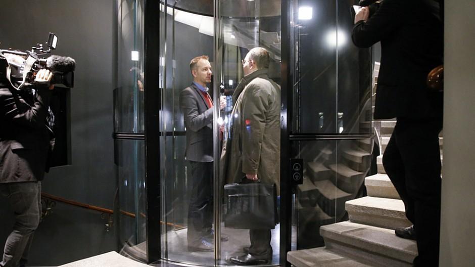 AZ Medien: Matthias Bärlocher verlässt Radio 24