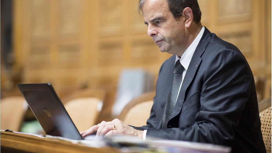 SRG: Maulkorb für CVP-Chef Gerhard Pfister