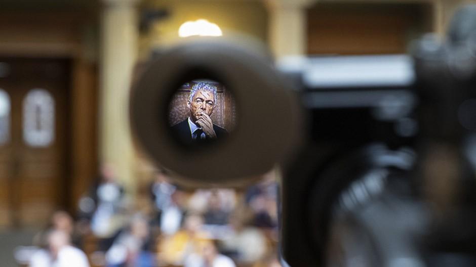 Presseschau: Medien gehen mit Lauber hart ins Gericht