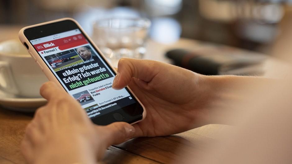 Studie zur Mediennutzung: Schweizer Medien wachsen digital stark