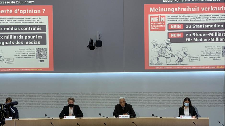 Nein zu Staatsmedien: Mediengesetz-Referendum ist zustande gekommen