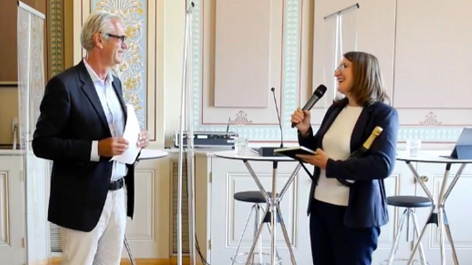 Medienqualitätsrating 2020: Medienkonferenz per Livestream abgehalten