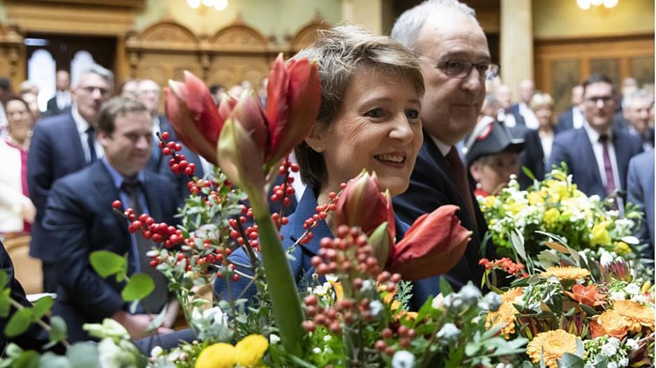 Bundesratswahlen: Medienministerin im Amt bestätigt