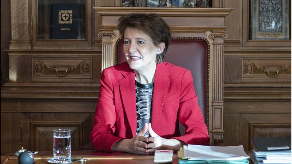 SRG: Medienministerin prüft höhere Abgabenlimite