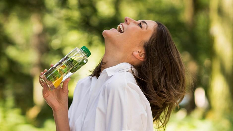 Annina Frey: Mehr als nur ein Schluck Wasser