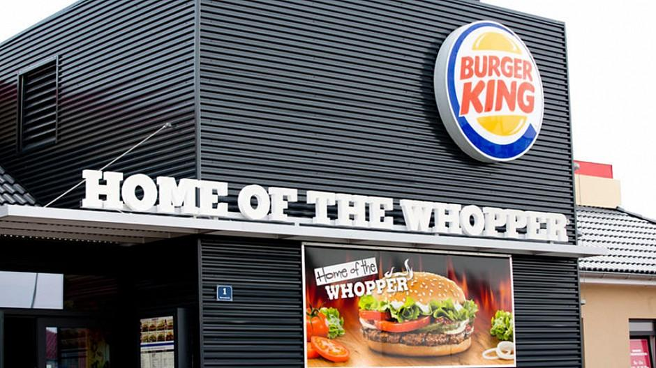 Freundliche Grüsse / Monami: Mehr Likes für Burger King Schweiz