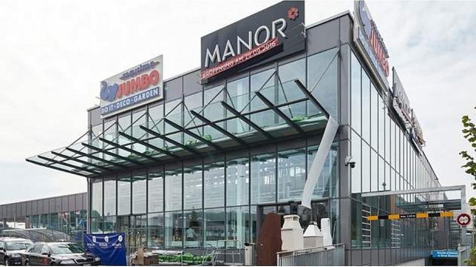 Manor: Mehrere Läden werden geschlossen