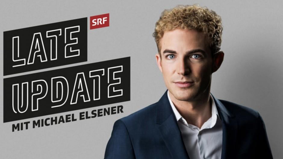 SRF: Michael Elsener erhält Late-Night-Sendeplatz