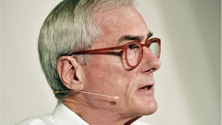 Wirtschaftsjournalist des Jahres: Michael Ringier kritisiert die Wahl von Lukas Hässig