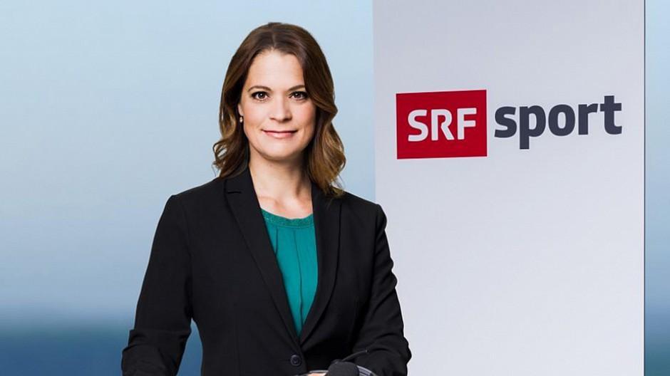 SRF Sport: Michèle Schönbächler gibt Funktion ab