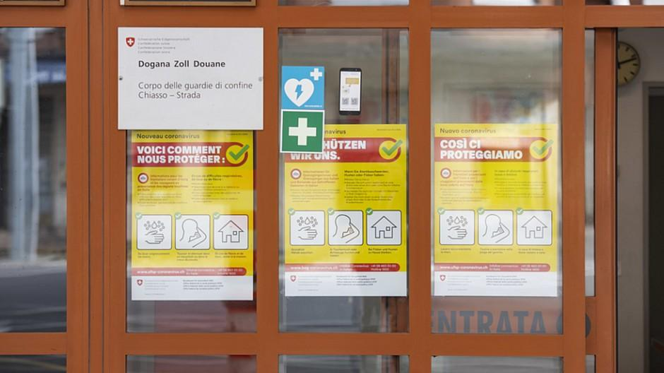 Coronavirus: Mit 1000 Plakaten gegen eine Ausbreitung