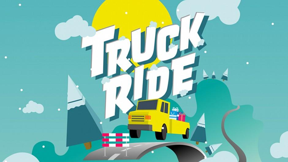 Geyst: Mit dem HGC-Truck auf Hindernisfahrt