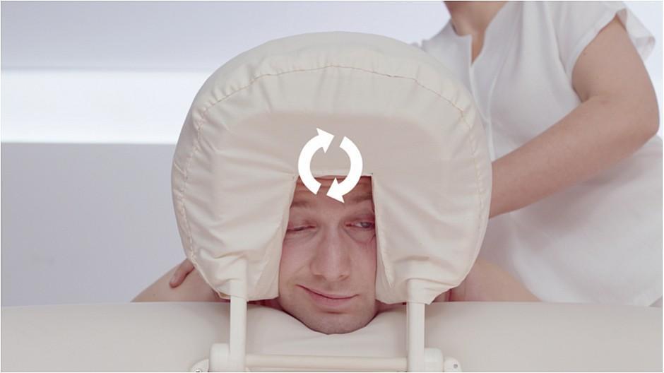Thjnk Zürich: Mit einer Massage Energie tanken