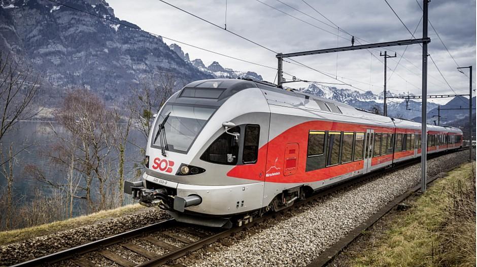 Passenger TV: Mit elf fabrikneuen Zügen geflirtet