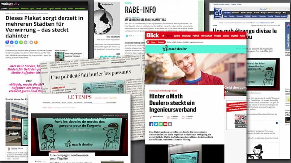 PAM Advertising: Mit Fake-Firma eine Diskussion ausgelöst