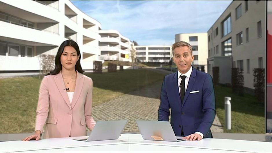 Blick TV geht live: Mit Reto Scherrer und Simone Stern gestartet