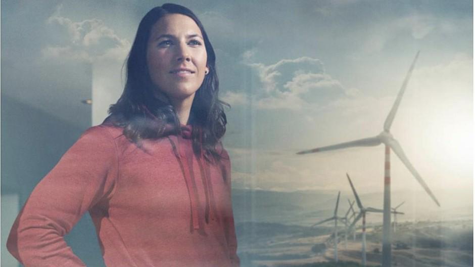 BKW: Mit Wendy Holdener gegen den Klimawandel