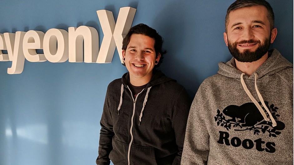 EyeonX: Mit zwei neuen Mitarbeitern ins neue Jahr