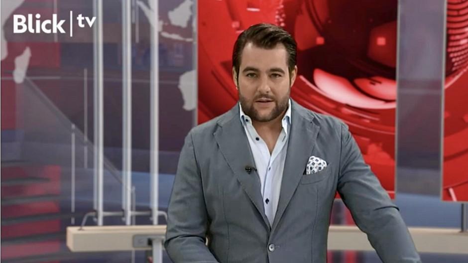 Ringier: Moderator Nico Nabholz verlässt Blick TV