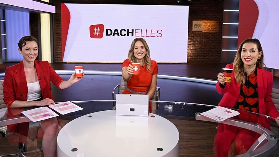 #DACHelles: Moderatorin Patrizia Laeri sendet weiter