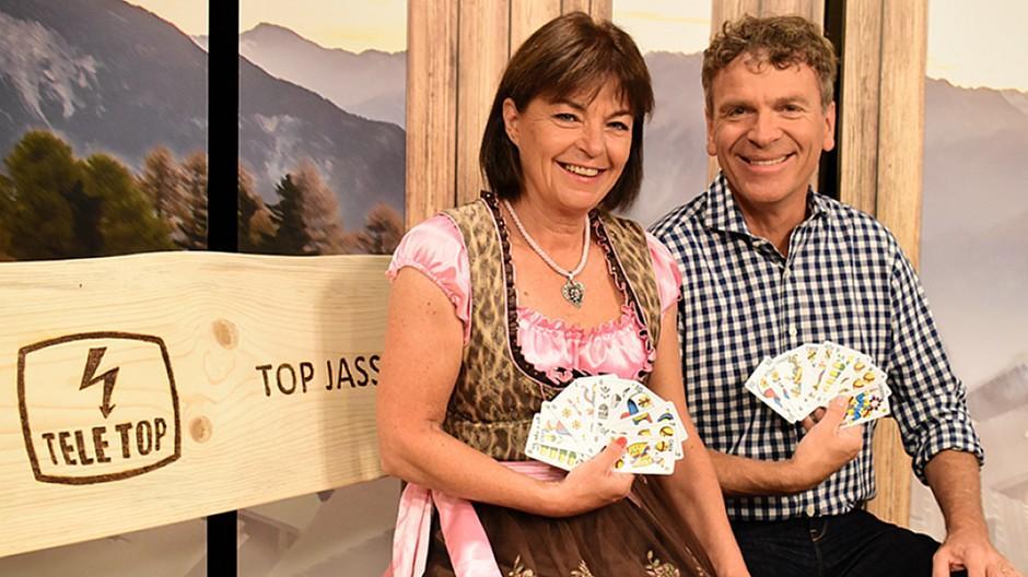 Tele Top: Monika Fasnacht moderiert neue Jass-Sendung
