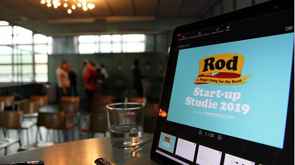Rod-Start-up-Studie 2019: Mund-zu-Mund-Propaganda bleibt zentral