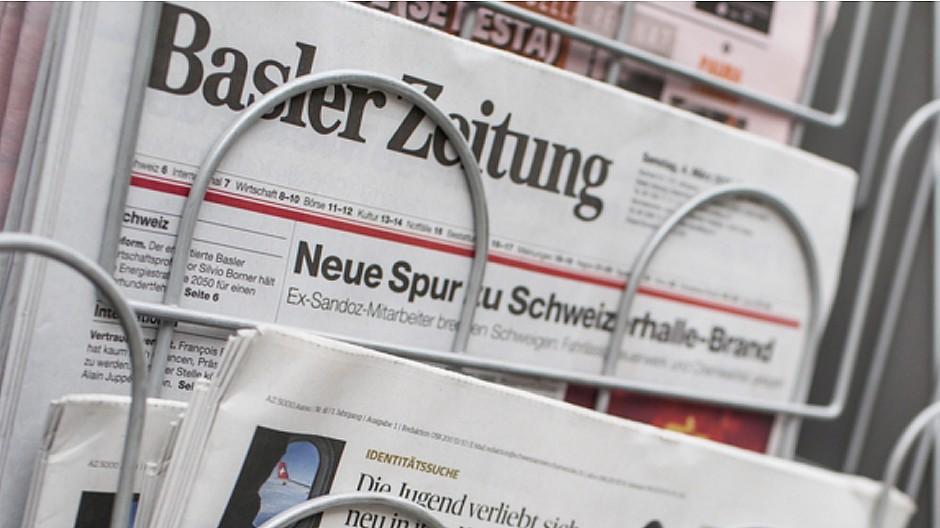 BaZ Holding: Namensänderung in Zeitungshaus AG