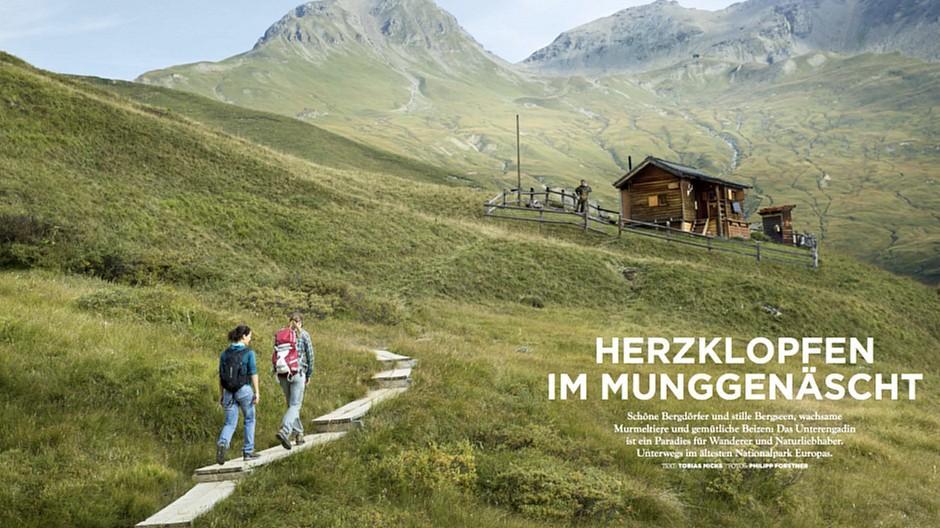 Red Bull Media: Namhafte Kolumnisten für «Bergwelten»