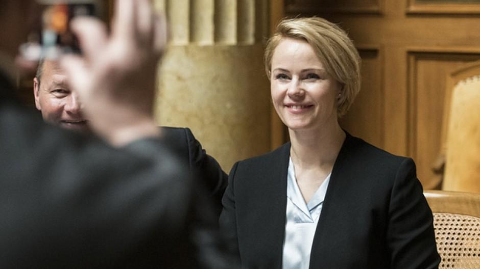Aktion Medienfreiheit: Natalie Rickli tritt als Präsidentin zurück