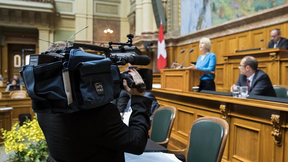 No Billag: Nationalrat stimmt erst Ende September ab