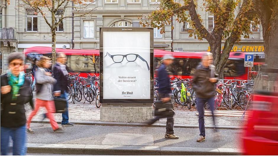 Aussenwerbung: Neo Advertising schnappt Auftrag von APG weg