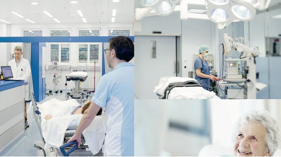 Basel West: Neue Broschüre für Privatkliniken