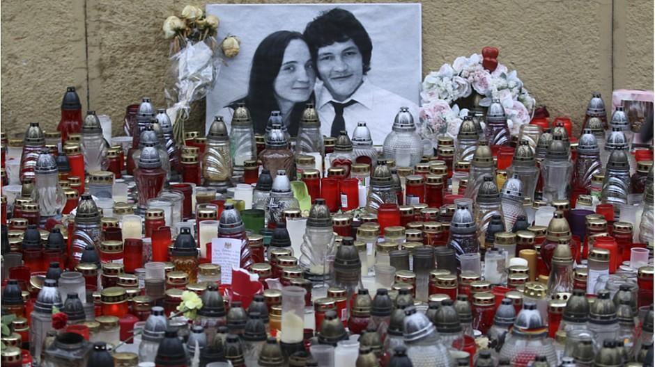 Slowakischer Journalist wurde offenbar Opfer von Auftragsmord