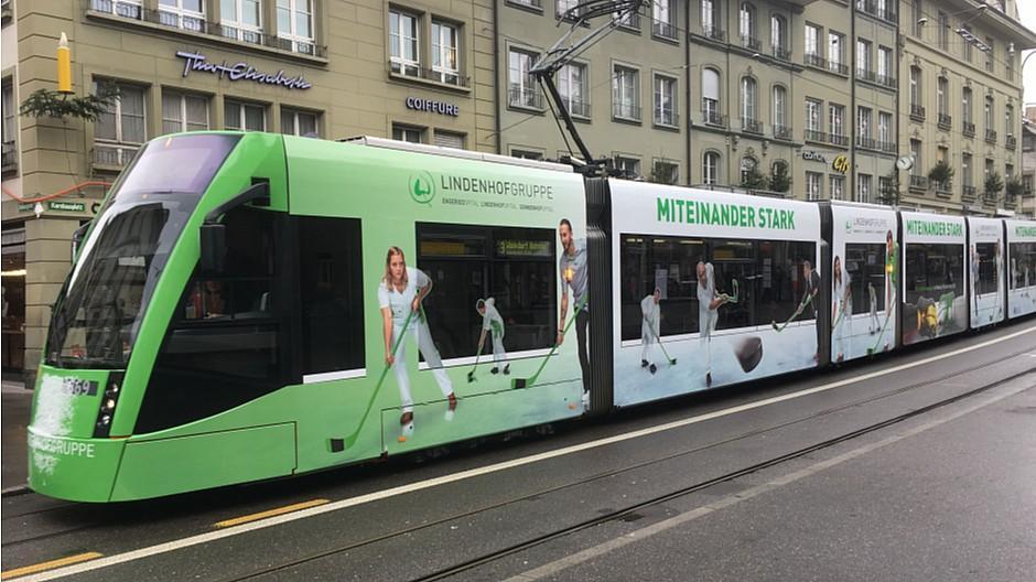 Lindenhofgruppe: Neue Kampagne den Mitarbeitern gewidmet