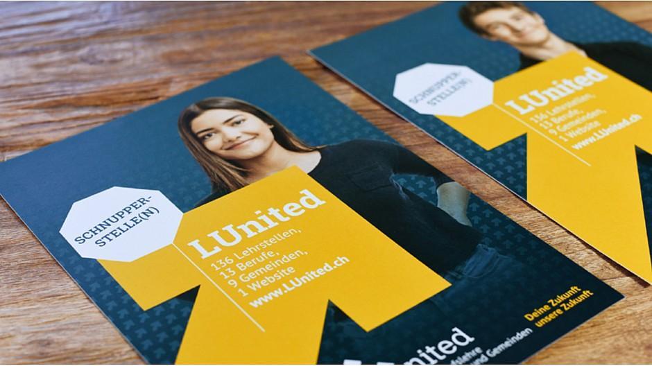 Minz: Vereinte Marke in der Luzerner Berufsbildung
