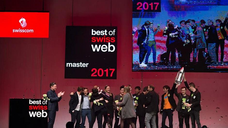 Best of Swiss Web: Neue Partnerschaft mit den Cannes Lions