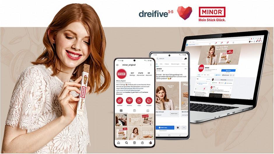 Dreifive: Neue Social-Media-Agentur für Minor