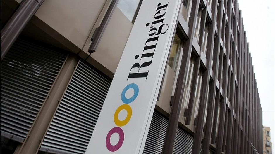 Ringier: Neue Unternehmensstruktur ab 2020