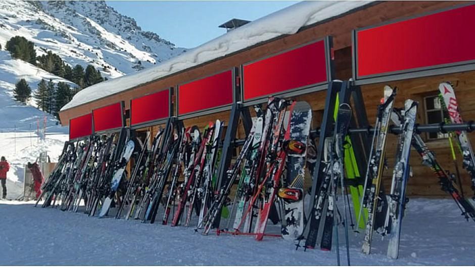 APG|SGA Mountain: Neue Werbemöglichkeiten in den Bergen